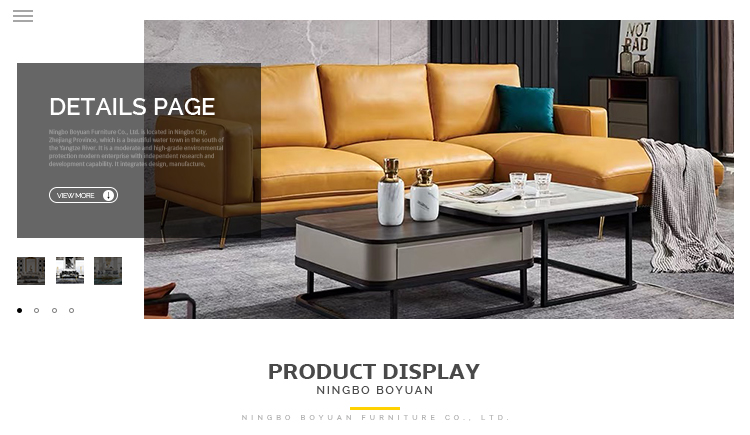 Modern Design Sofa Set Frame Sofa Combination Living Room Home Furniture Sectional Couch - Pinzheng Furniture 6