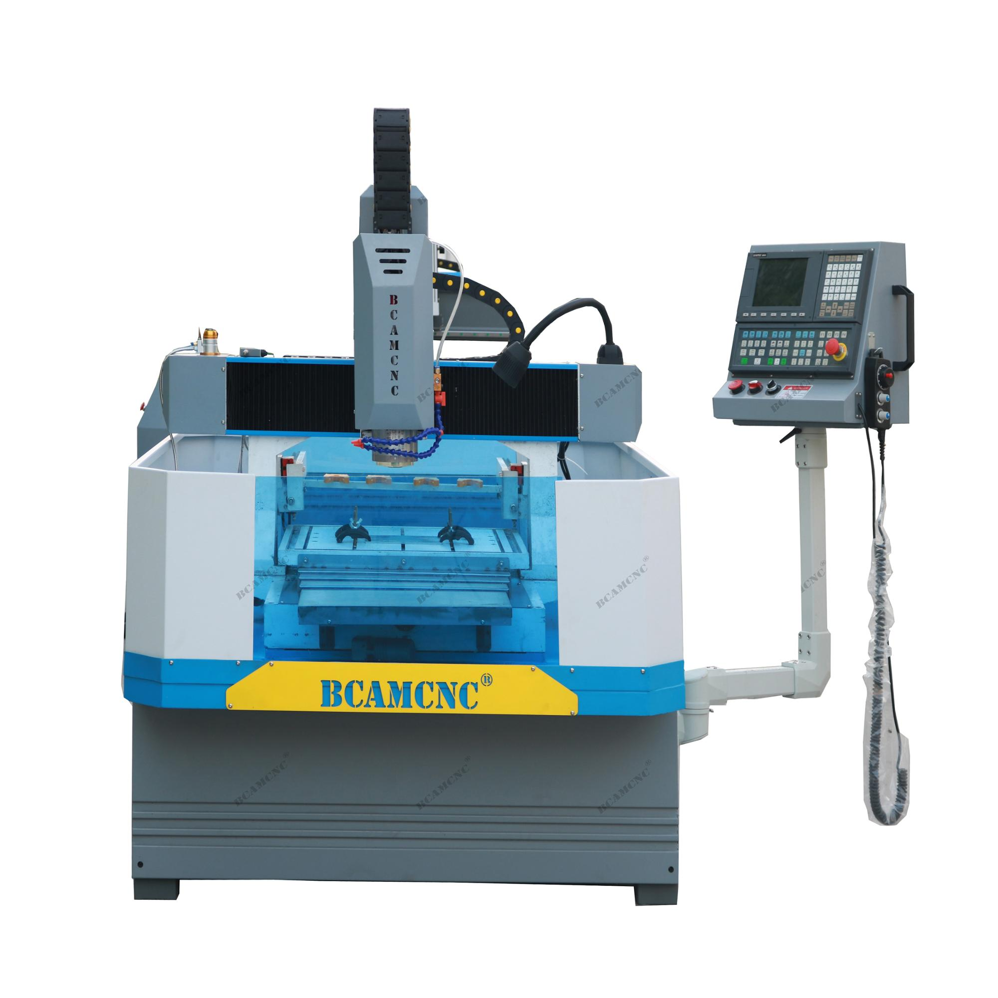 Cnc Router Price for Moulding Machine BCM6060 - Dragon Machinery 7