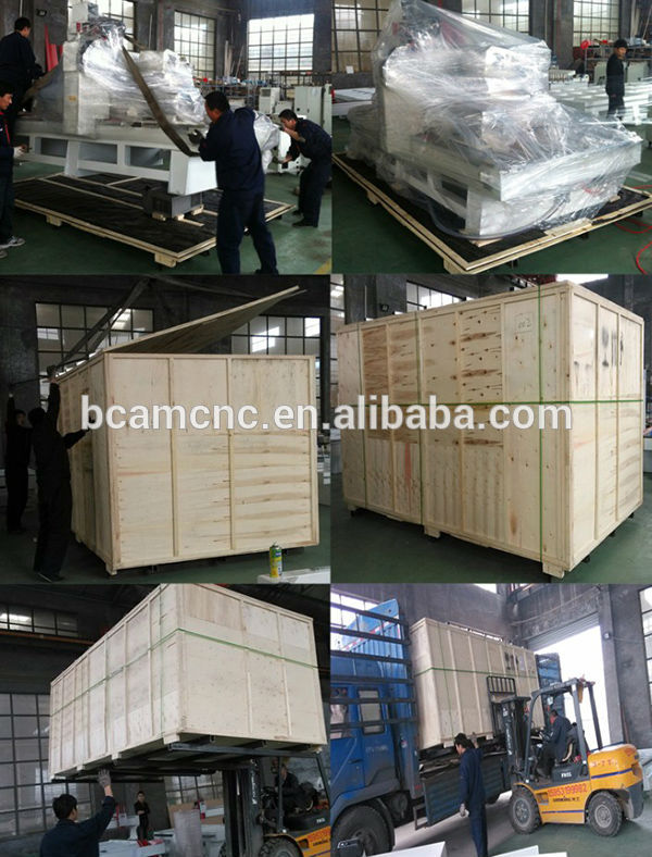 Cnc Router Price for Moulding Machine BCM6060 - Dragon Machinery 14