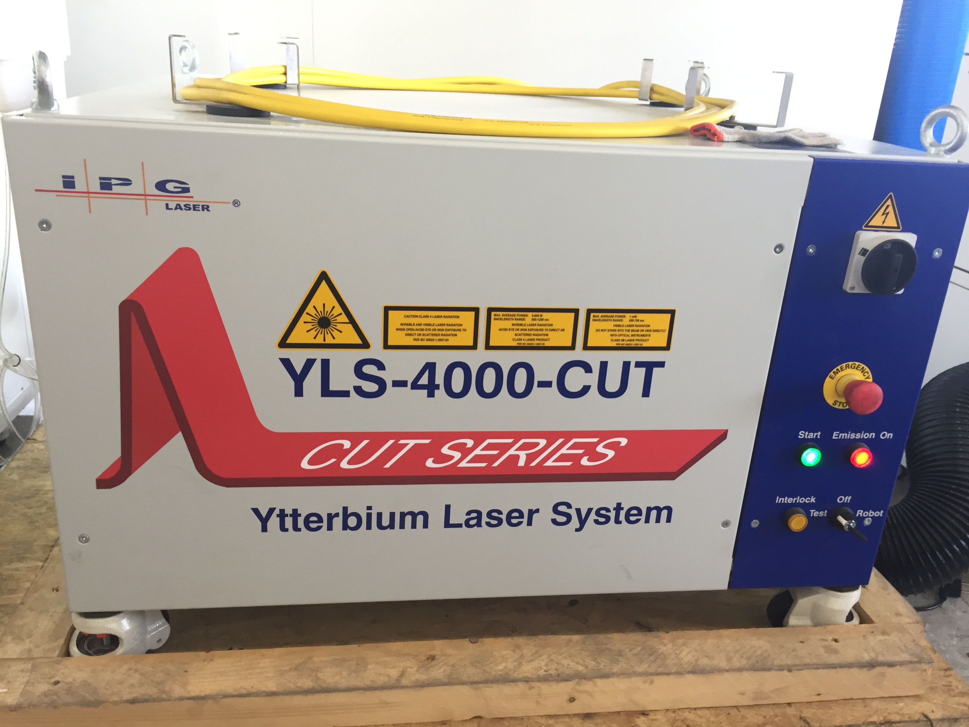 4000W/4kw Fiber Laser Cutting Machine Cnc Laser Cutting Machine - Dragon Machinery 8