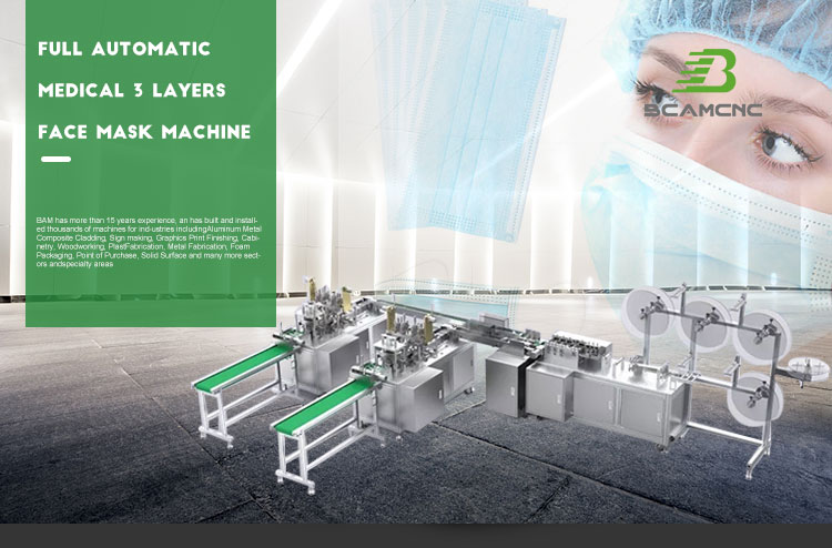 face mask making machine disposable face mask machine 7