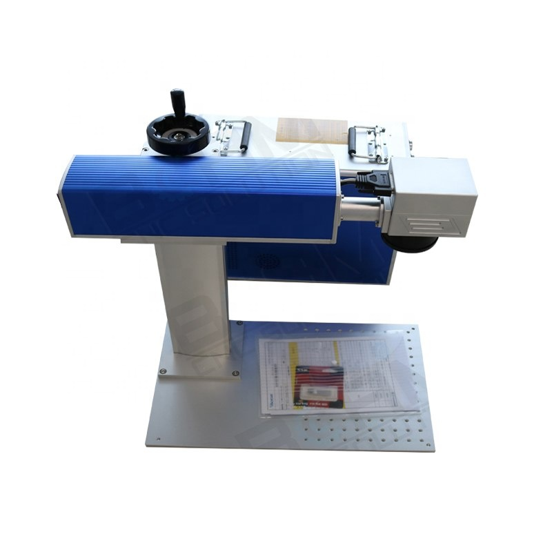 High accuracy mini fiber laser marking machine for sale 7