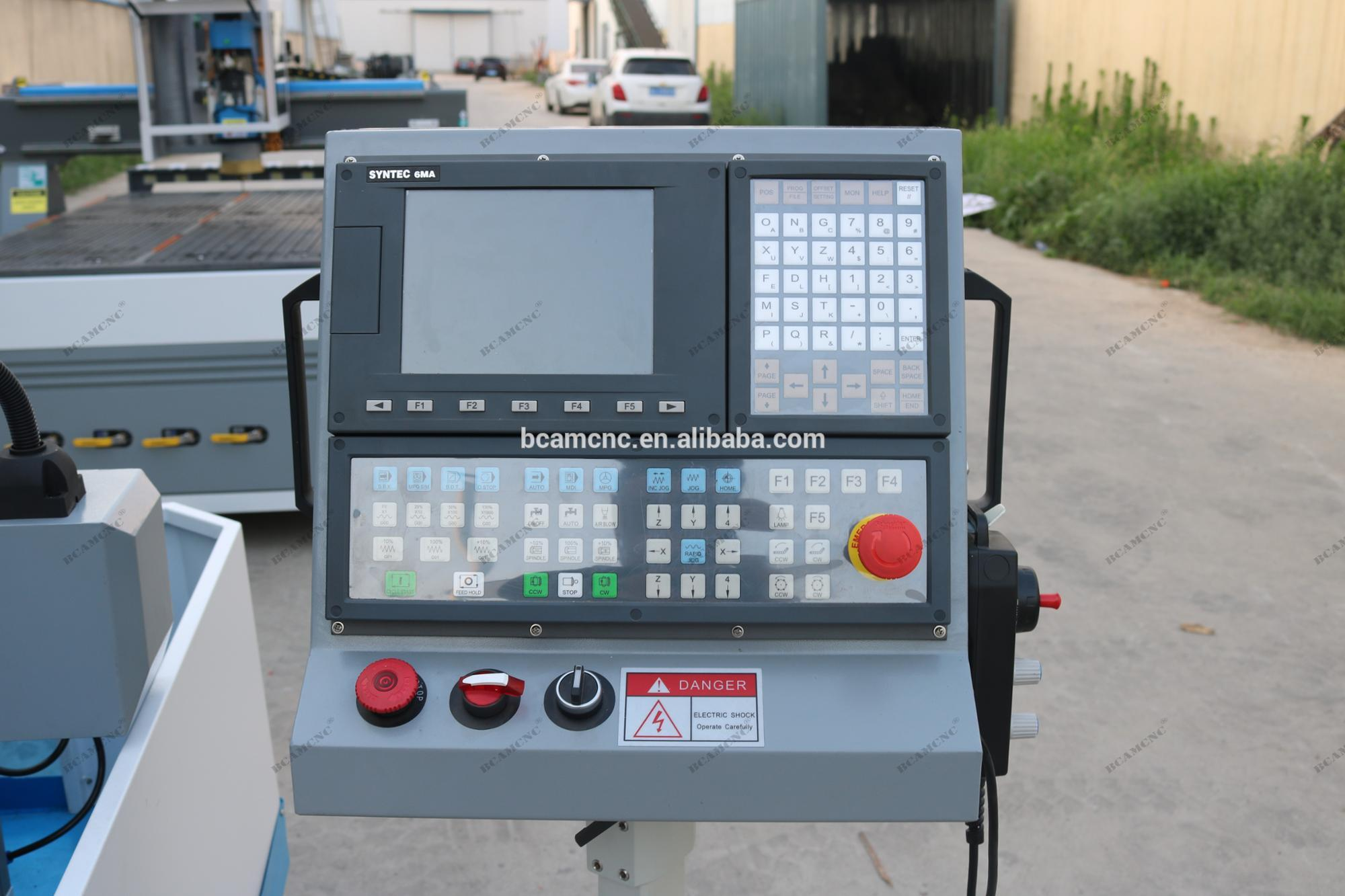 Advanced Technology Eastern BCAMCNC Brass Cutting Engraving Machine BCM6060 - Dragon Machinery 10