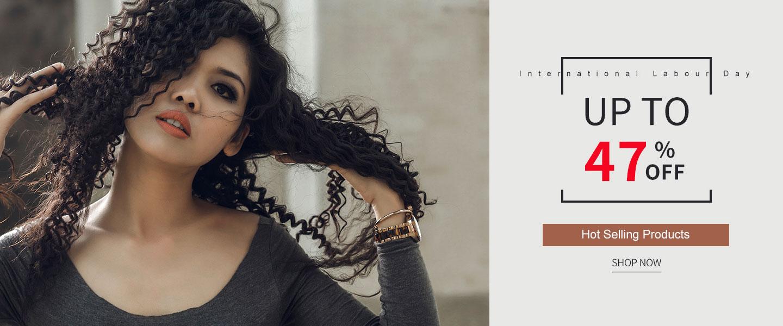 5-7 days Aminica Wigs Brand 100% human hair supplier 4