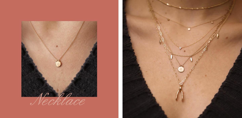 Imprint forest necklace 5