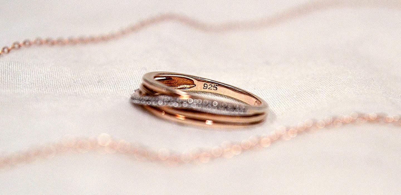 Classic  Ring - Silvergld jewelry 5