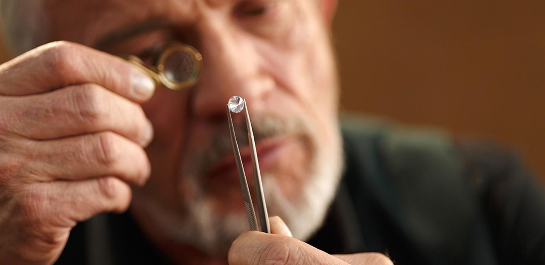 Double Spring Set Diamond Ring - Silvergld jewelry 6
