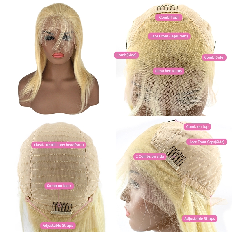 Natural Color Natural Wave On Sales Malaysian Cuticle Aligned Unprocessed Lace Frontal Wig 12