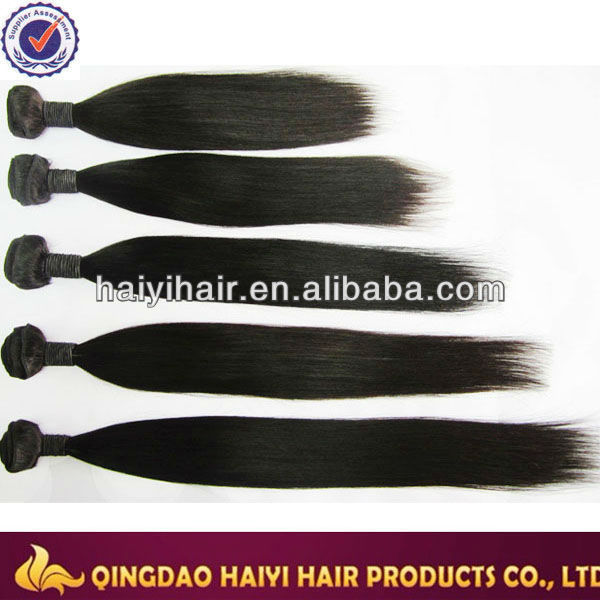 Brazilian Virgin Straight Hair Bundles 10A Grade Virgin Unprocessed Human Hair Brazilian Hair 13