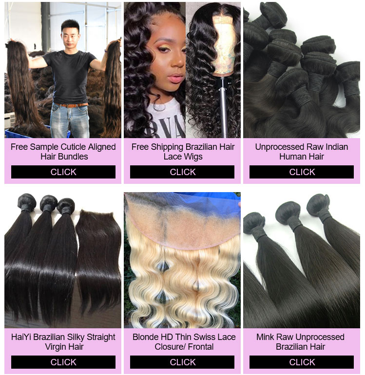 Full Lace Wig The Quality Is Stable  The Price Is Low Wholesale Brazilian Human Hair 8