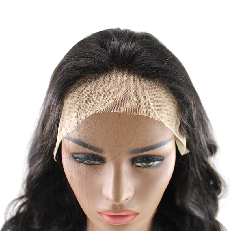 Christmas New Year Sales Free Shipping Body Wave 360  Lace Wig / Lace Frontal Wig / Full Lace Wigs Unprocessed Human Virgin Hair 9