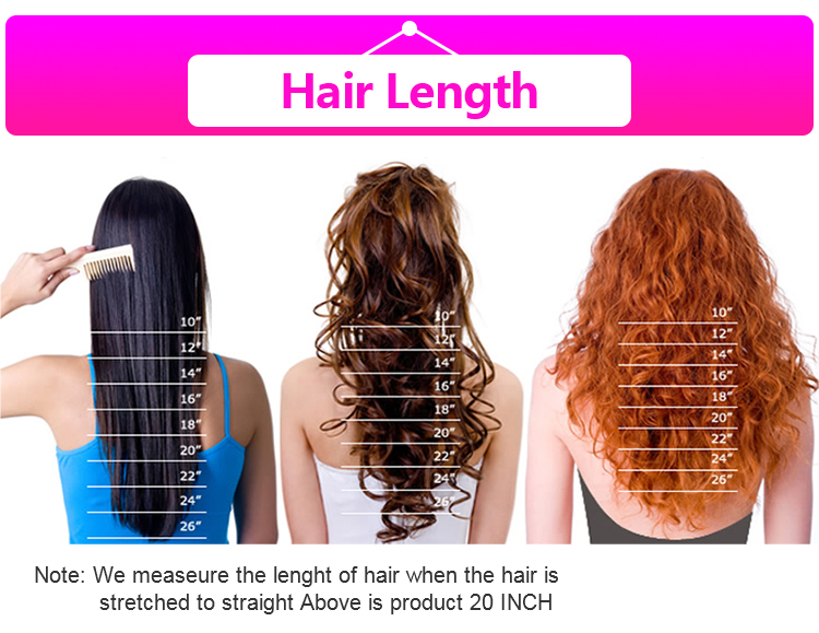 Wholesale Double Drawn Remy Hair 100% Drawstring Human Brazilian Ponytail Hair Extensions Virgin Hair 13