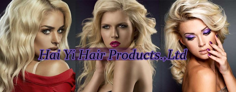Best Virgin Hair Factory Full And Soft Double drawn handtied hair extensions 7