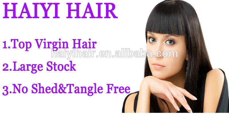 Cheap Long Length 100% Human Hair Weave Bundles Deep Wave Hair Bundles 7