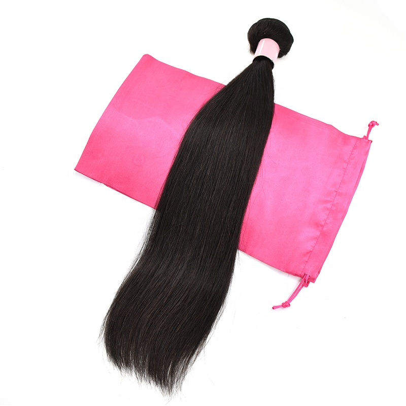 Free sample double drawn straight Raw Mink Cheap Wholesale Brazilian Hair Extensions High Grade Virgin  Hair Vendor 10