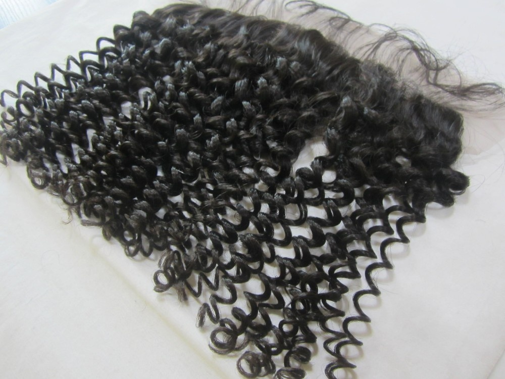 Virgin Indian Hair Curly Style No Tangle No Shedding Hair Boundles RawCambodianHair 11