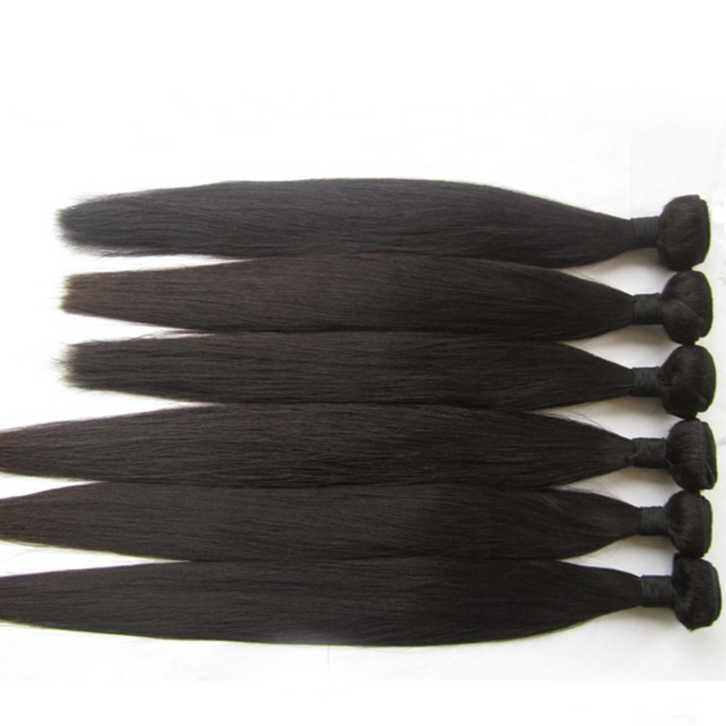 Curly Cuticle Aligned Raw Unprocessed Kinky Curly Bundles Virgin Human Hair Weave 8