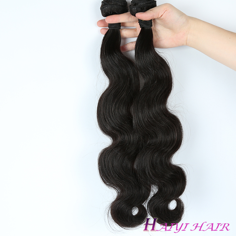 Body Wave Hair Wholesale Price Real Unprocessed Virgin Cuticle Aligned Indian Body Wave Hair Bundle 11