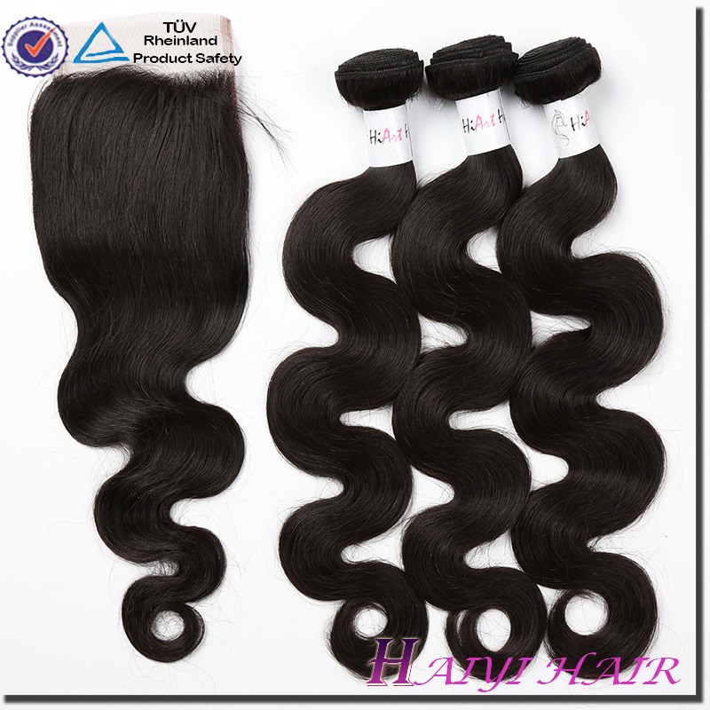 Thick Bottom!! 11A 100% Human Wholesale Body Wave Virgin Malaysian Hair 10