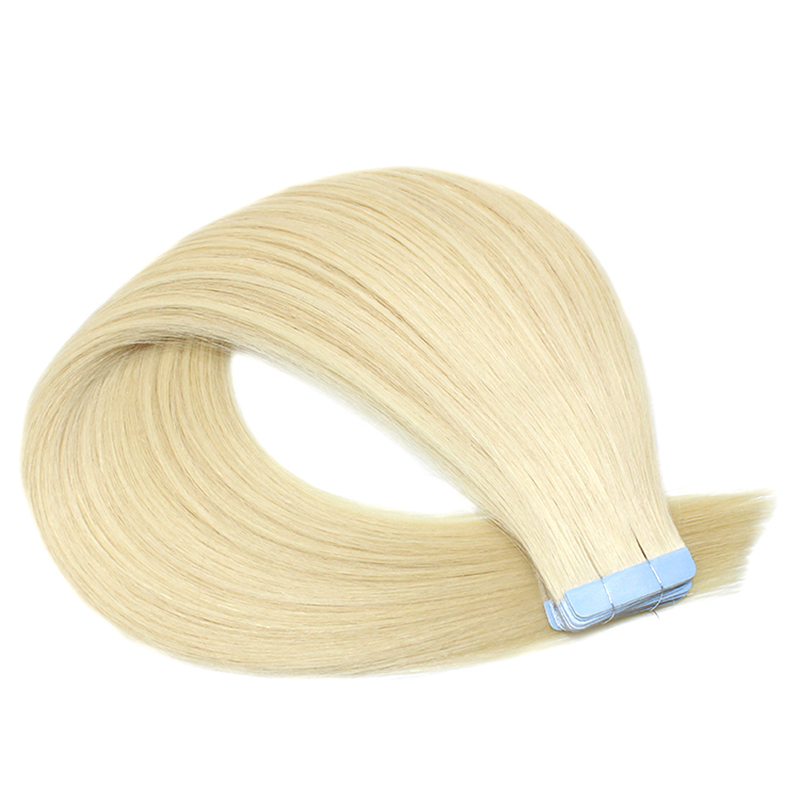Popular In America Wholesale Thick Bottom Tape Hair Extensions 13
