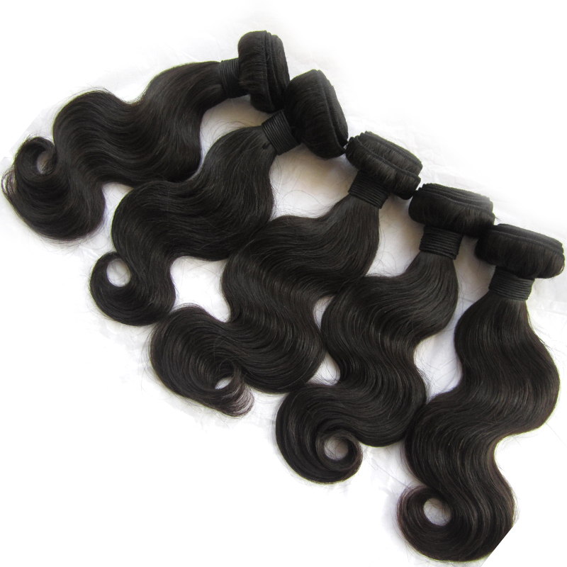 The Best Wholesale Human cuticle aligned wholesale virgin raw indian hair 10