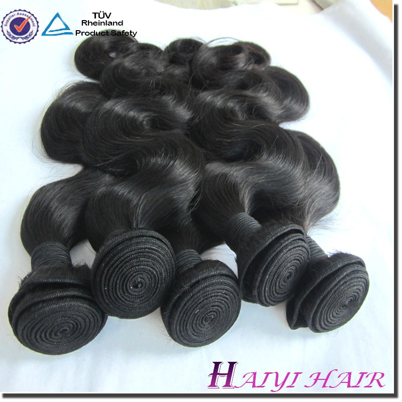 Top quality cheap unprocessed remy virgin hair 100 raw indian temple hair 8