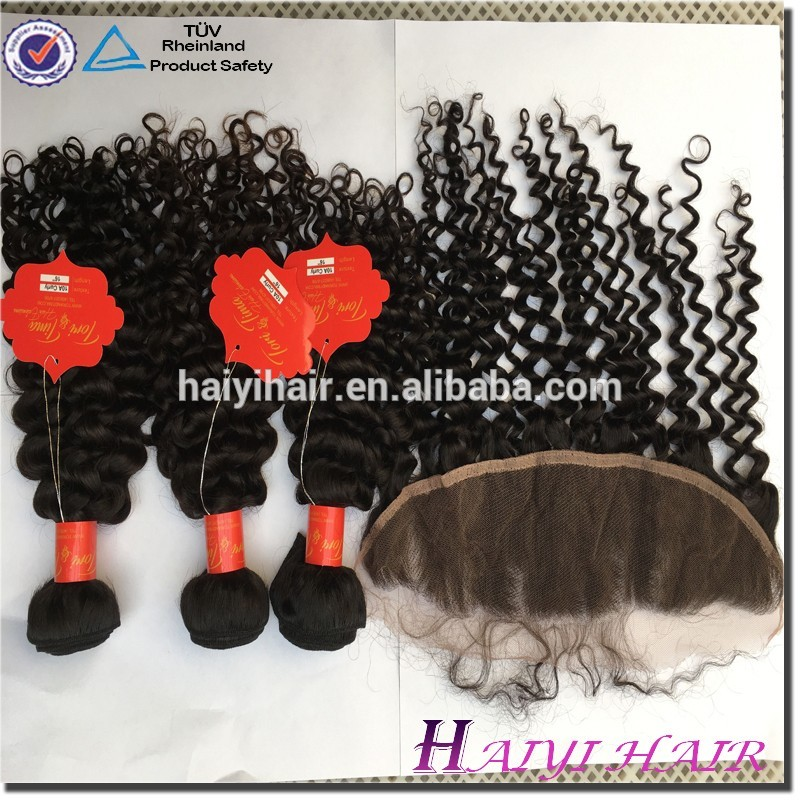 Virgin Brazilian Hair Straight Style 13*4 human hair frontal lace closures ear to ear 10