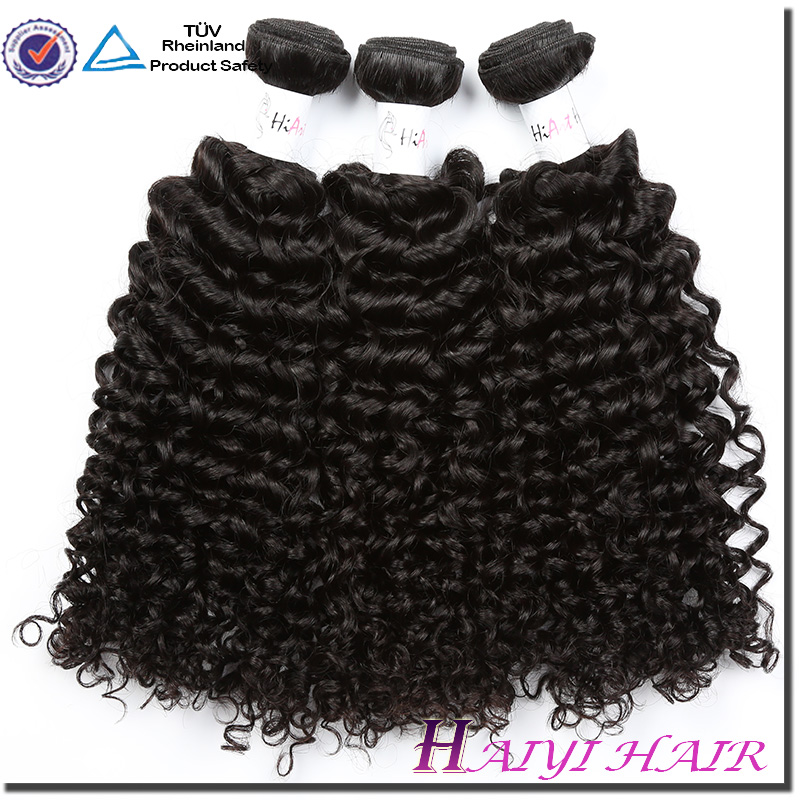 Unprocessed Mink Hair Raw Virgin Unprocessed Human Hair Cheap Curly Last For Long Hair Weaves 8