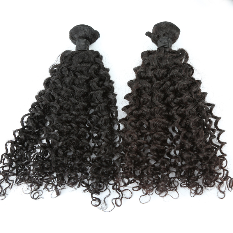 cuticle aligned indian virgin human hair Bundles 9