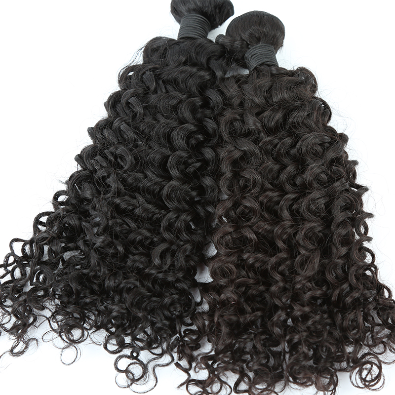cuticle aligned indian virgin human hair Bundles 8
