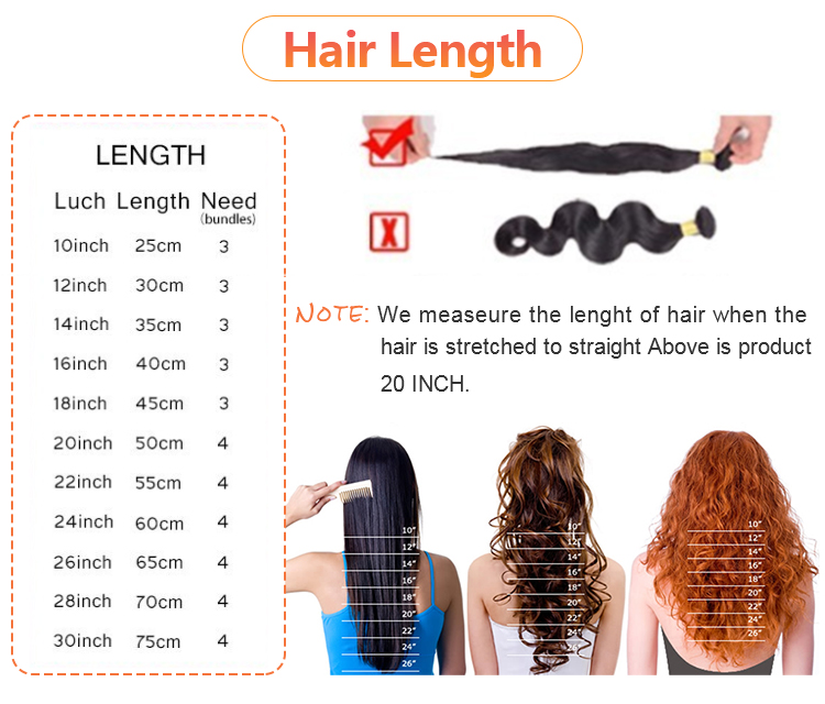 Malaysian Human Hair Cuticle Aligned Grade 10A Virgin Thick Ends Body Wave Hair Bundles 12