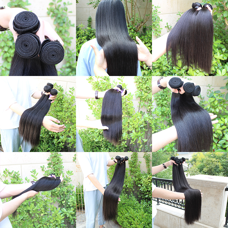 Wholesale Unprocessed Factory Wholesale Brazilian Mink Virgin 100  Human Hair 13