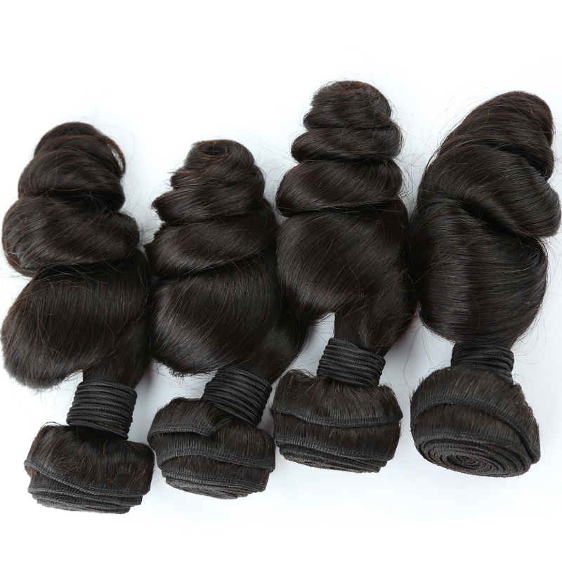 Wholesale Original Eurasian Loose Wave Hair Weave Distributors 11