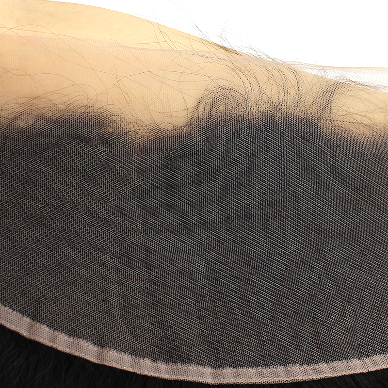 2020 Straight Hair 13x3 13x4 Swiss Lace Frontal 100% Real Human Virgin Cuticle Remy Hair 11