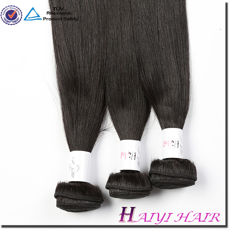 Raw Cuticle Aligned Hair, 10A Grade Human Hair Weave Bundles Vendors Can Be Dyed Bleached Virgin Hair Bundles 11