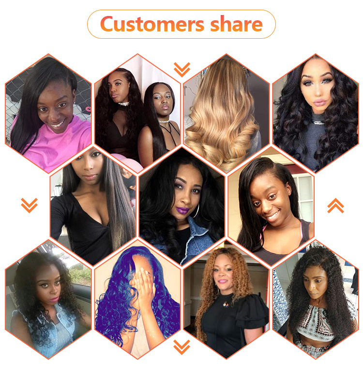 Free Shedding No Tangled Hair Bundles Virgin Unprocessed Human Hair Weave Curly Hair 18
