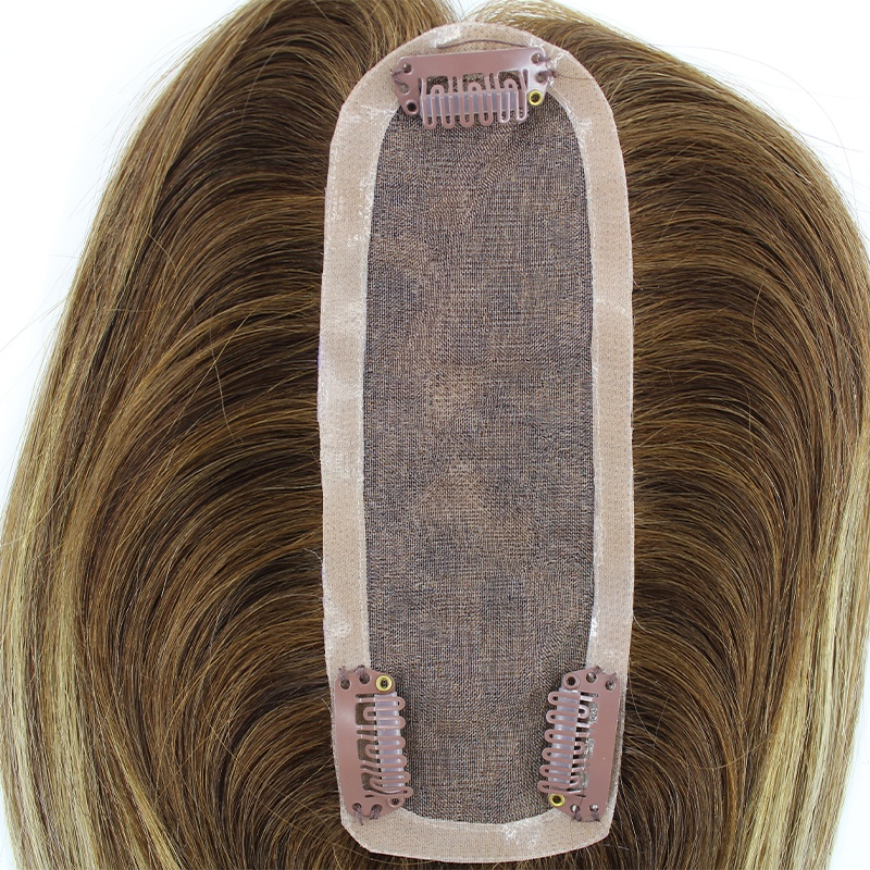 European Virgin Cuticle Aligned Full Lace Toupee 10