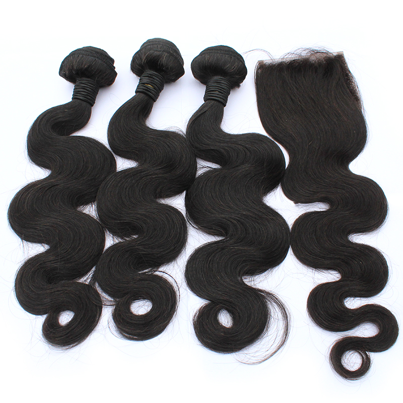 The Best Peruvian Hair Vendor  Wholesale 100% Human Hair Body Wave Easy To Use For Women 9