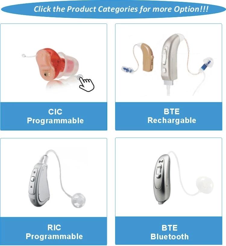 RIC Digital Hearing Aid