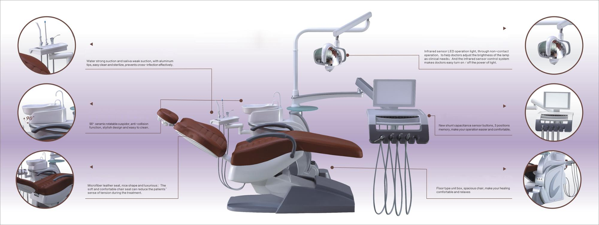 Electric Advanced Dental Chair