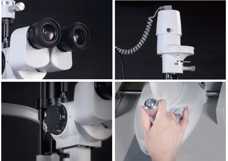 Ophthalmic Equipment LED Slit Lamp