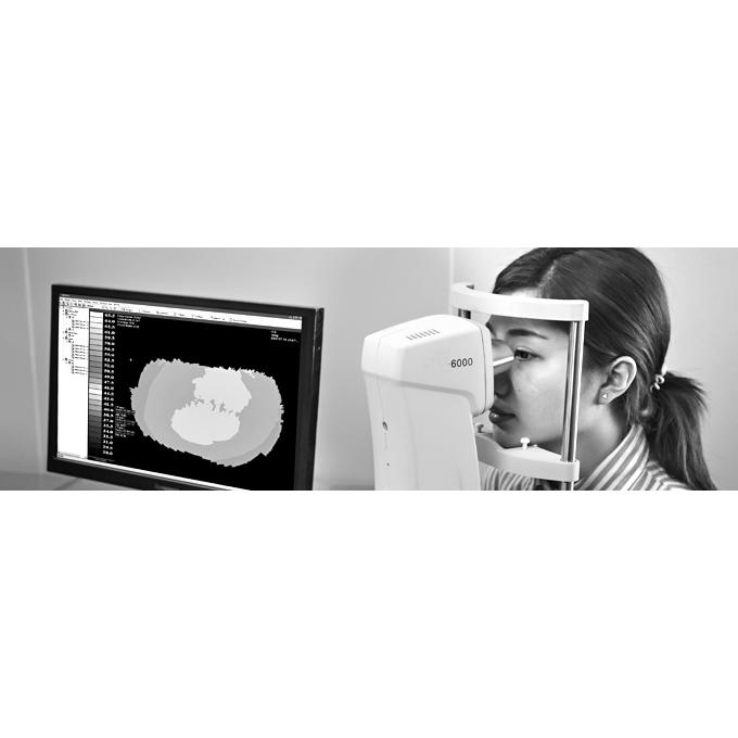 Eye Test Corneal Topographer
