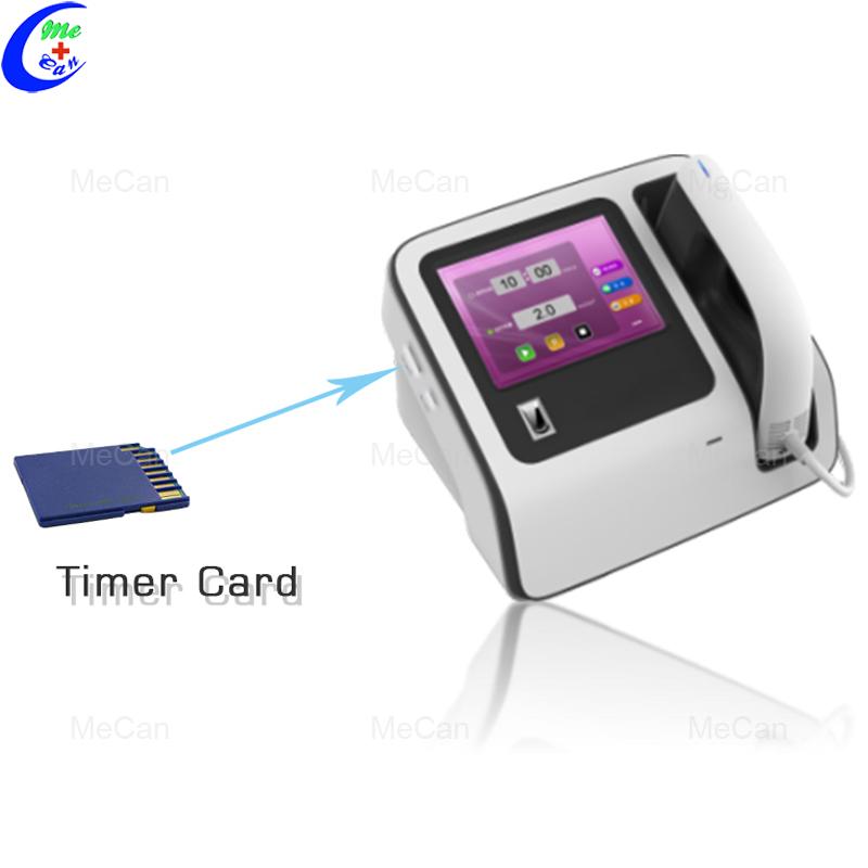 Excimer Laser 308nm Psoriasis Vitiligo Laser UV Lamp Phototherapy 6