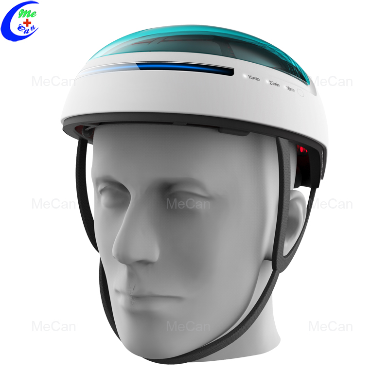 Low Level Laser Helmet Hair Loss Laser Therapy Treatment Machine 4