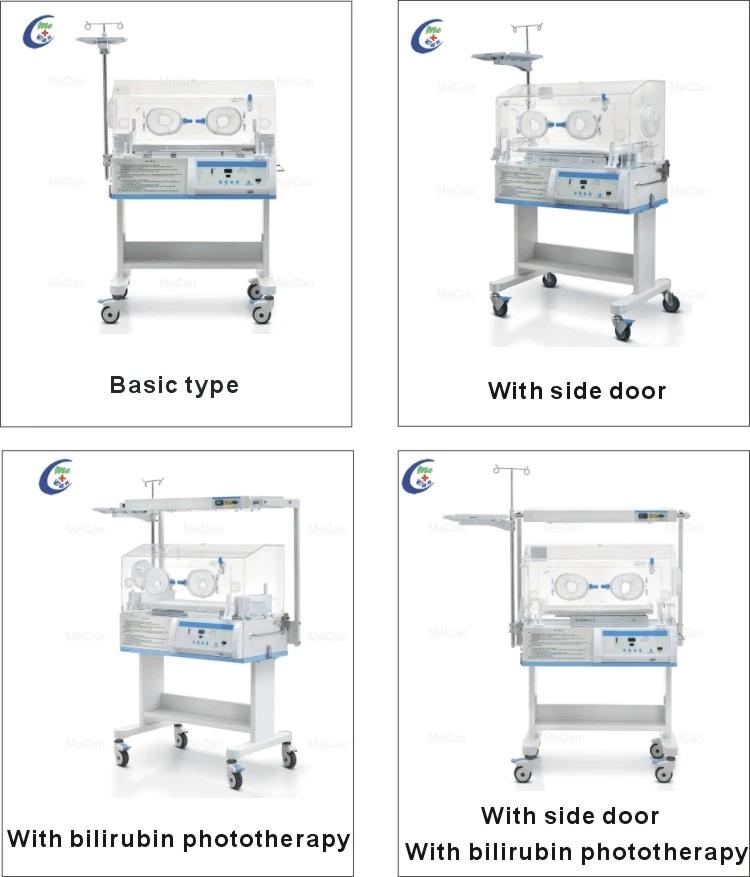 Hospital Equipment Neonatal Baby Infant Incubator 4