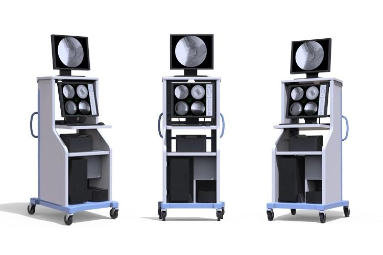 High Frequency 100mA C Arm X Ray Machine 8