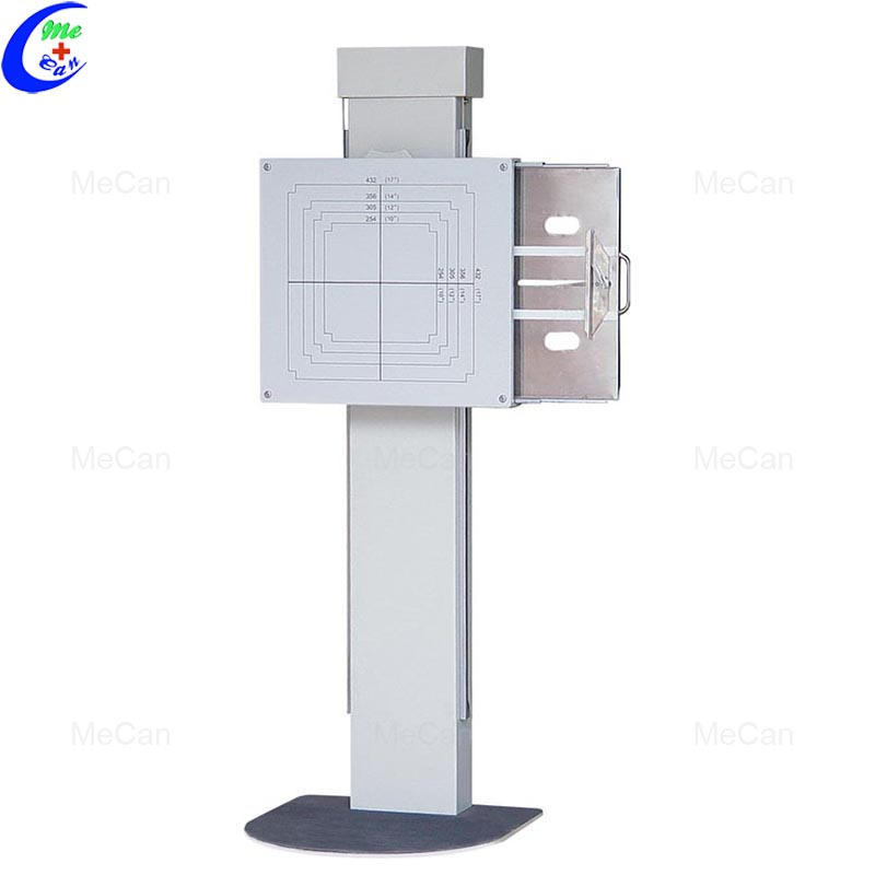 2.5 KW 50mA High Frequency Mobile X-ray Equipment  9