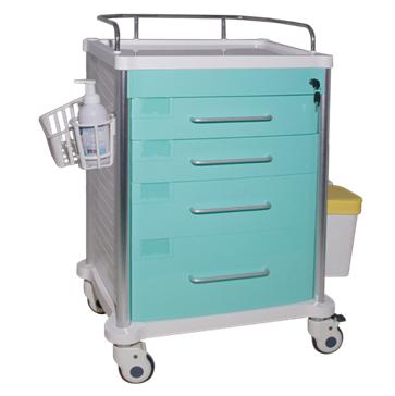 Multifunctional nursing trolly:Medication Trolley 4