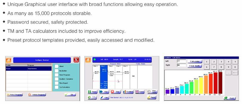 MeCan Brand L/C Custom PCR Test Machine 4