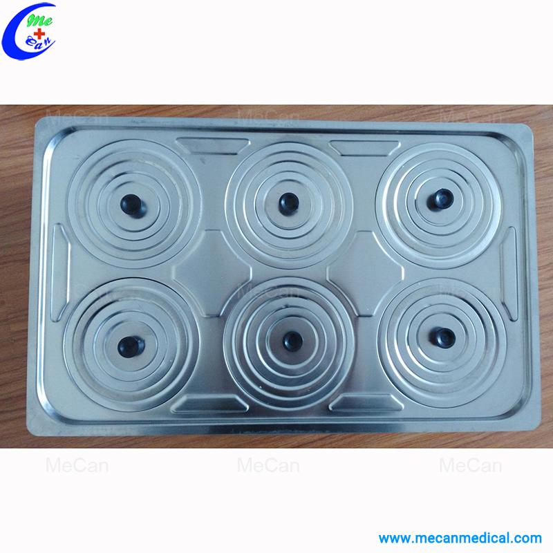 Digital Magnetic Stirrer Thermostatic Laboratory Water Bath 7